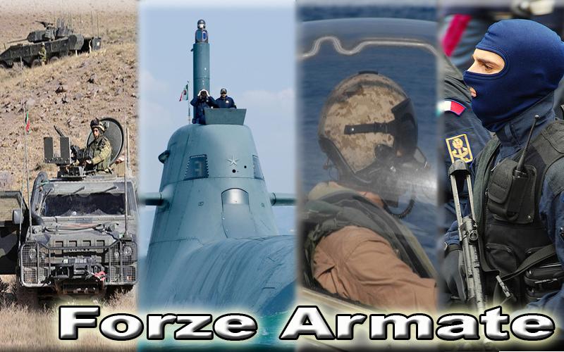 Risultati immagini per forze armate