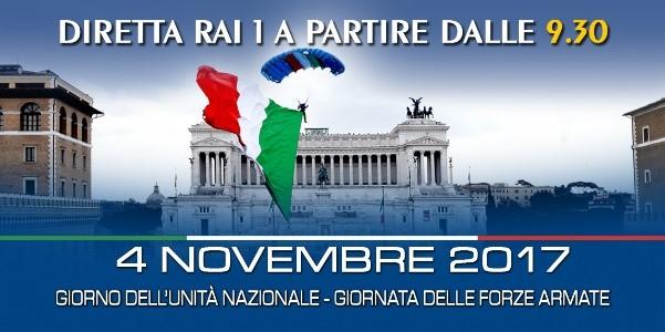 Festa Forze Armate - 4 novembre 2017