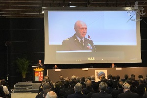 Regional Seapower Symposium: Chief of Defence General Vecciarelli delivered his speech
