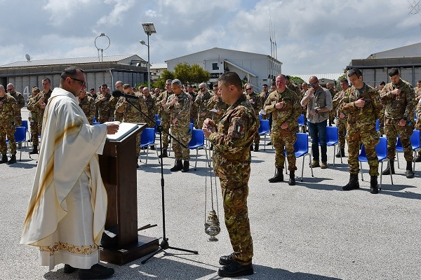 UNIFIL, Sector West: Santa Pasqua in Libano