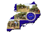 Roma - European Union Training Mission in Somalia – addestratori italiani in Uganda