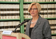 Roma - Il Ministro Pinotti al Women in International Security