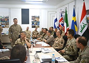 Erbil - Iraq: primo workshop sul training della Coalizione anti Daesh