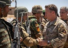 Roma - Afghanistan: Security Shura per il Gen. Miller a Herat