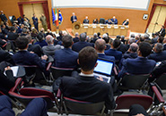 Rome - AIAD: Meeting on Future Prospects for the Italian Defence and its Industry