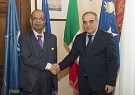 Rome - Defence Ministry, Calvisi: Strengthened Cooperation with UN Under Secretary General for Operational Support